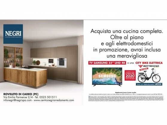 Promozione Veneta Cucine 2020.Promozioni Centro Negri Arredamento