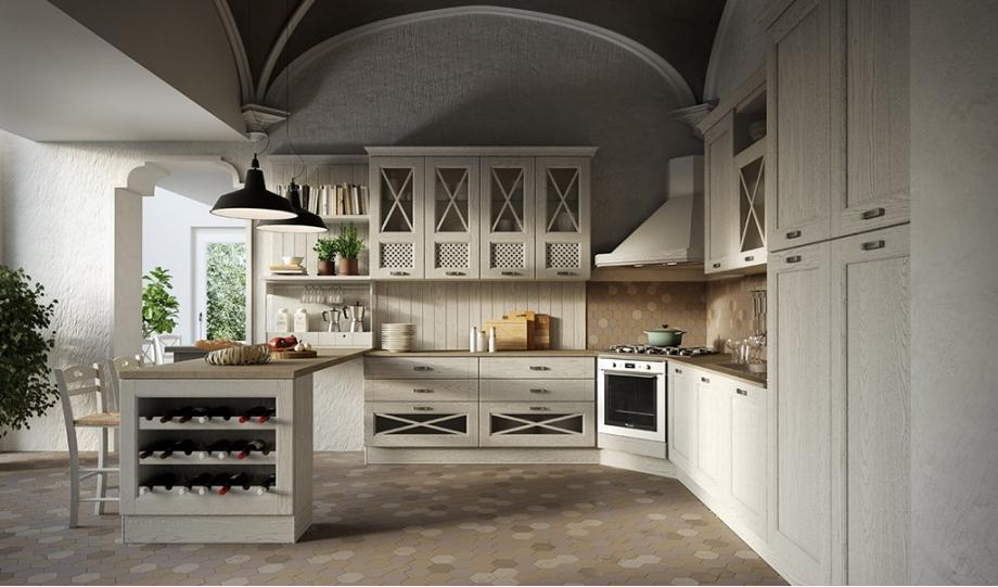 Cucina bellagio - Aran